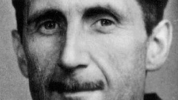George Orwell (c) By Branch of the National Union of Journalists (BNUJ)