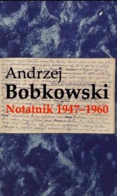 Notatnik 1947 - 1960
