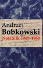 Notatnik 1947 – 1960