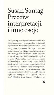Przeciw interpretacji