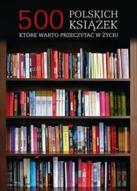 500 polskich książek, które warto przeczytać