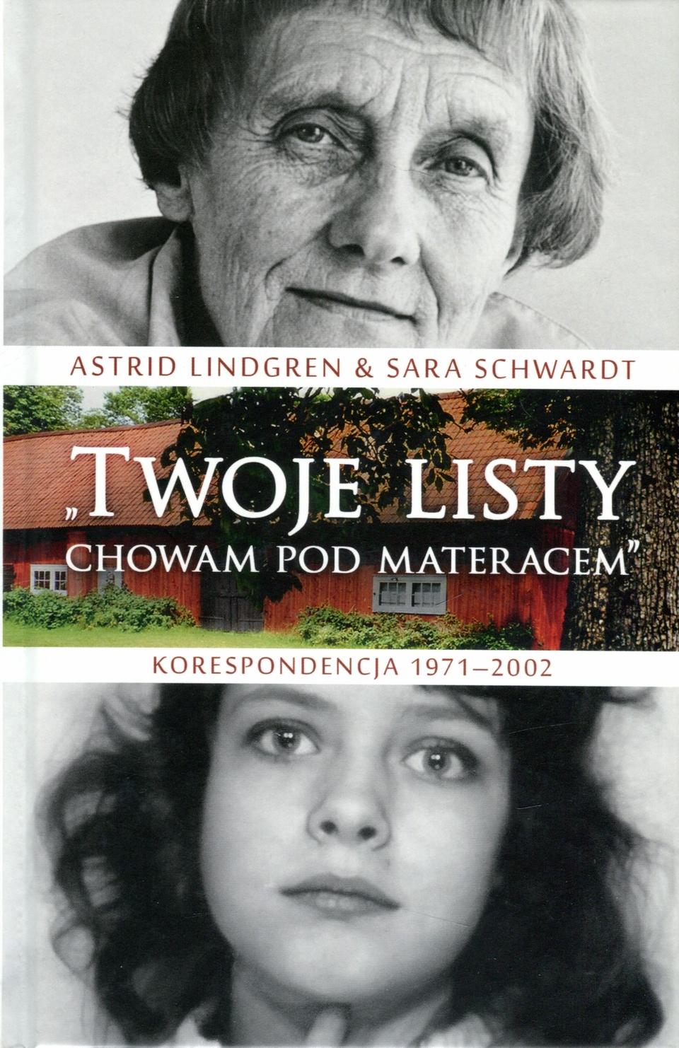 """""""Twoje listy chowam pod materacem"""". Korespondencja 1971–2002"""
