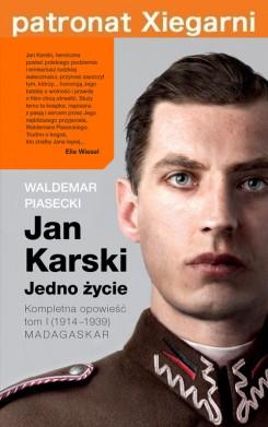 Jan Karski. Jedno życie. Kompletna historia tom I (1914-1939). MADAGASKAR