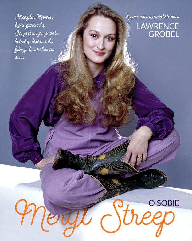Meryl Streep. O sobie