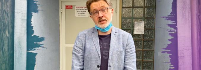 Michał Rusinek felieton xiegarnia z domu o śmieciach