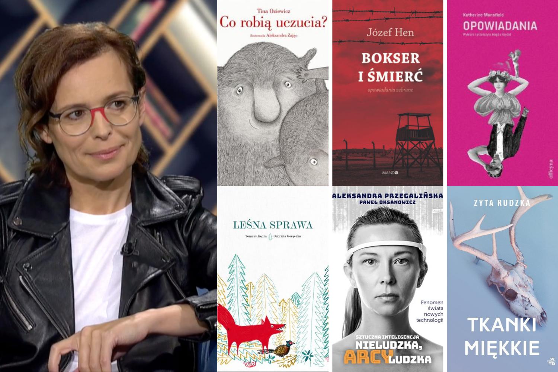 6 książek roku agaty passent 2020